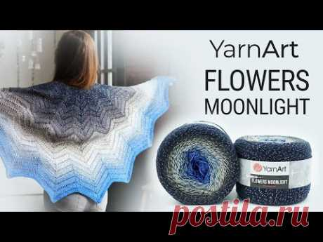 Фловерс Мунлайт Ярнарт / Flowers Moonlight Yarnart