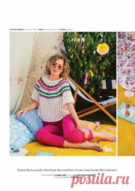 Inside Crochet №127 2020