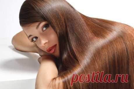 Маски для роста волос. — Мегаздоров