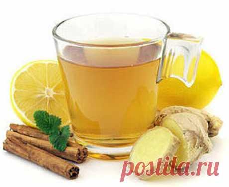 Как правильно заваривать имбирный чай?