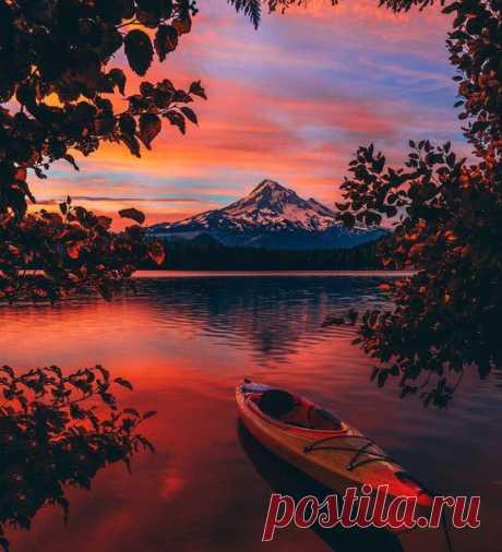 Озеро Лост, Орегон, #США@discoverygroup