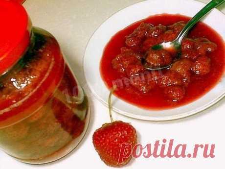 Варенье пятиминутка из клубники рецепт с фото пошагово - 1000.menu