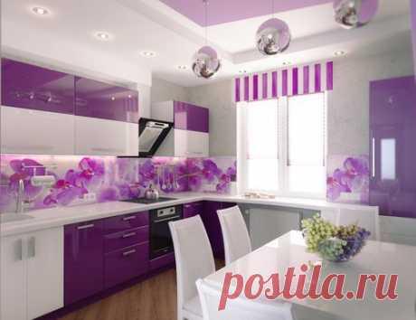 Планировка кухни в квартире - полезные советы | My Milady