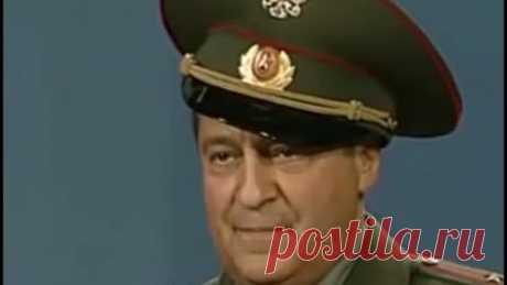 """Геннадий Хазанов.Повторение пройденного.Избранное Юмор.1 часть"""""""