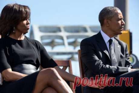 Лучшие снимки Барака Обамы были опубликованы Белым Домом
