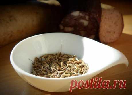 Семена тмина помогают снизить холестерин и сахар в крови