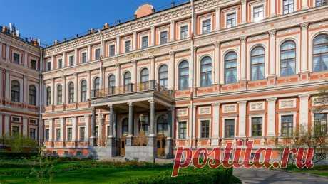 Николаевский дворец в Санкт-Петербурге | 4traveler | Яндекс Дзен
