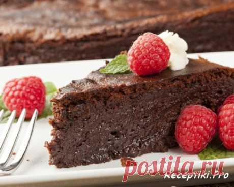 Шоколадный торт: очень вкусный рецепт - быстро, вкусно и просто