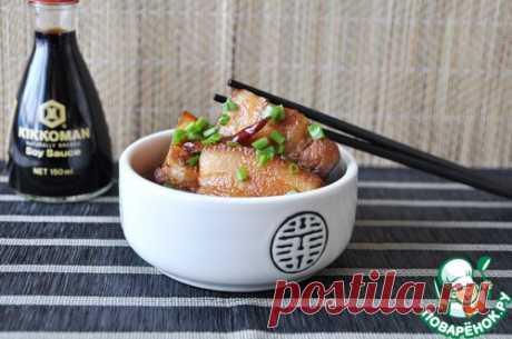 """Красная свинина """"Мао"""" – кулинарный рецепт"""