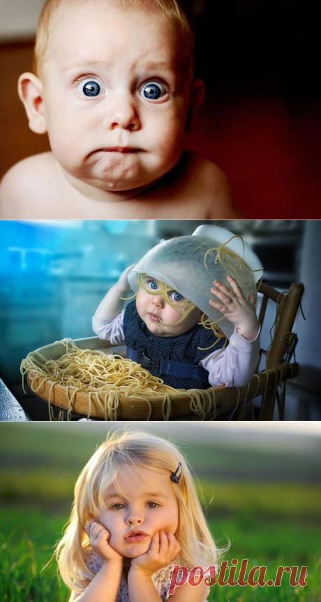 Обхохотаться: смешные фразы детей