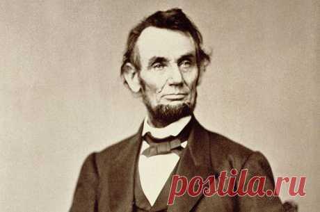 «Честный Эйб». Как Авраам Линкольн стал совестью американской нации 12 февраля 1809 года родился 16-й президент Соединённых Штатов Америки Авраам Линкольн.