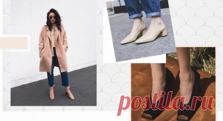 Ретро-геометрия: 6 обувных трендов 2019 — Мир интересного