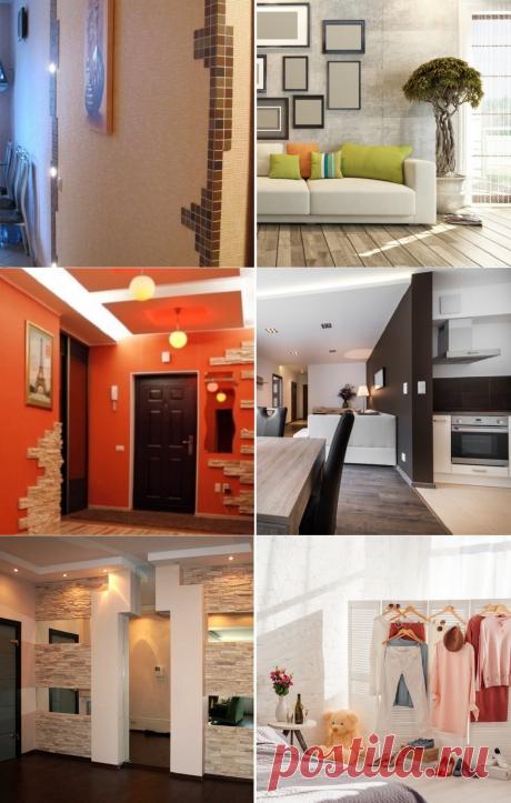 Особенности отделки углов в доме | Роскошь и уют