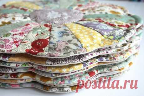 Декор комнаты из остатков ткани: оригинальные идеи | Самошвейка | Яндекс Дзен