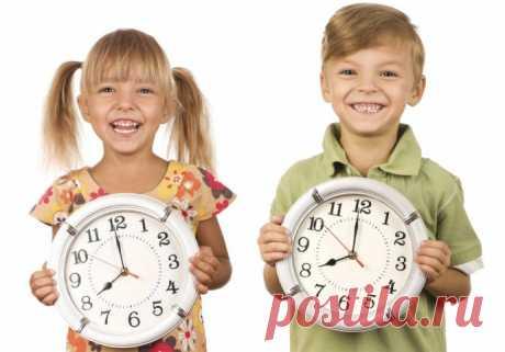 Детский тайм-менеджмент или 10 советов родителям