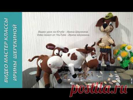 2021 - год Быка! Мой коровник за лето)))2021 is the year of the Bull ! My cowshed over the summer)))