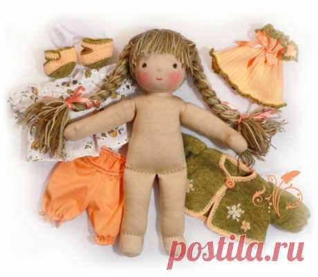 Как сшить красивую текстильную куклу своими руками. Как самой сшить куклу своими руками: выкройки, мастер класс Кукла для ребенка своими руками. Пошаговая инструкция, как сделать барби в домашних условиях. Одежда для Барби своими руками - построение выкройки, пошив, украшение.