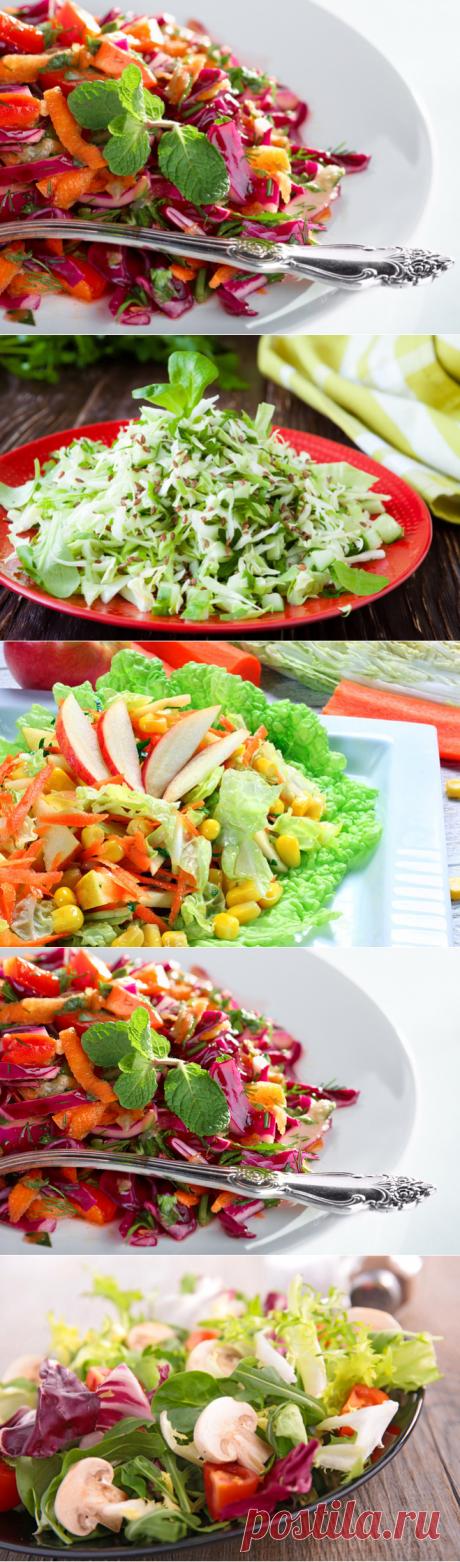 Овощные салаты: ТОП-5 рецептов витаминных блюд - 19 Мая 2020 - Дискотека