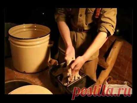 Рецепт настоящего хлеба от Германа Стерлигова - YouTube