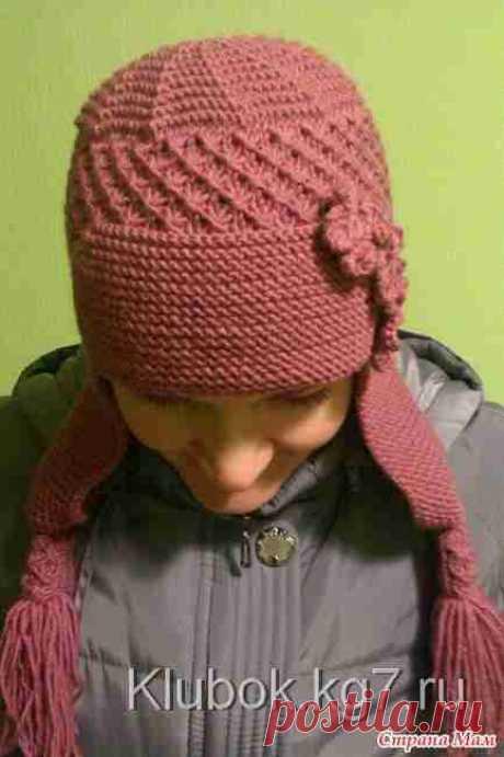 домашнее рукоделие вязание ковриков | Вязание шапок