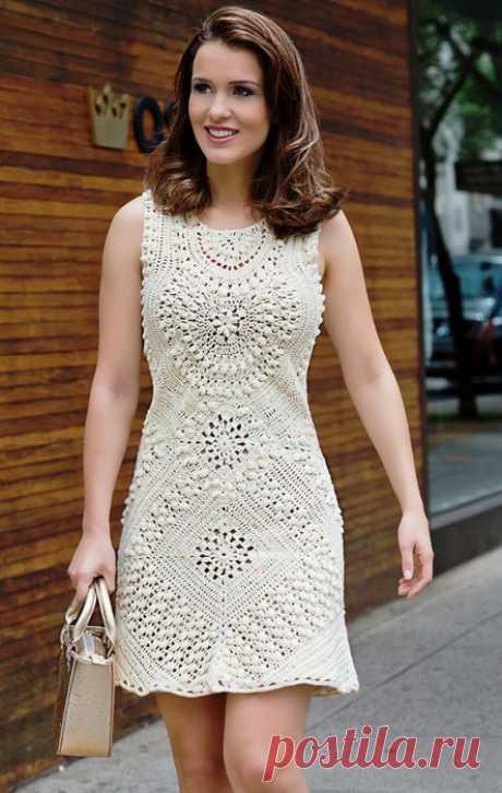 Бразильское платье