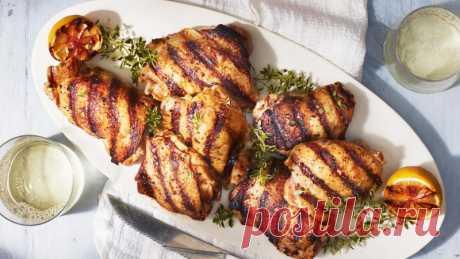 Теперь курицу не могу готовить иначе! Такой маринад для курицы вы точно не пробовали! Курица черри ❤ Вы будете в восторге от такого маринада для курицы! После дегустации этого блюда больше не хочется готовить курицу обычным способом. Очень вкусно, мясо тает во рту. Приготовление простое и легкое. Минимум усилий, максимум результата. Я готовлю так бедрышки на праздничный...
