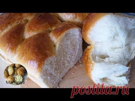 ЛИТОВСКАЯ ХАЛА по ГОСТу/Плетёнка постное тесто/Challah bread