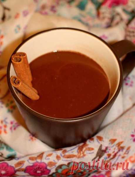 Hot chocolate in Mexican – indulge yourself tasty