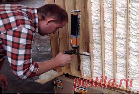 Чем отмыть монтажную пену с рук в домашних условиях