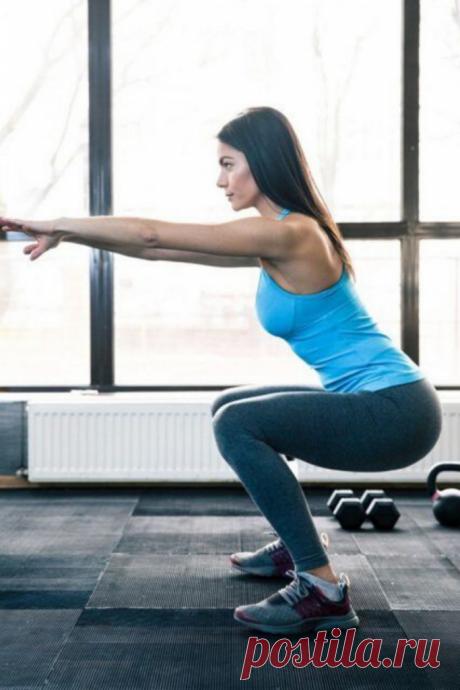 5 упражнений, которые стоит выполнять каждый день всем, кому за 40+ - Образованная Сова