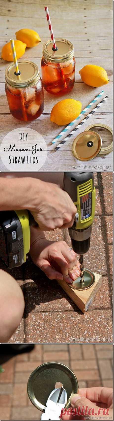 Освежающий лемонад для дачной компании