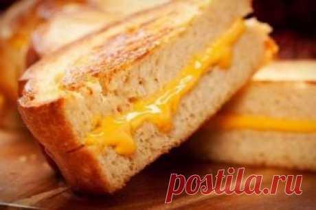 Горячие бутерброды: ТОП-10