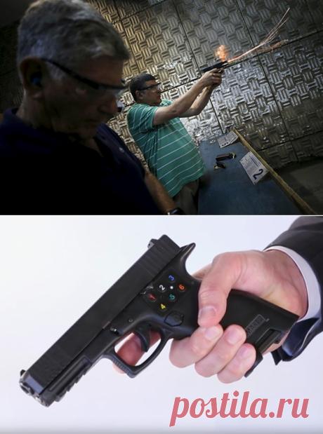 Пистолет не должен думать
