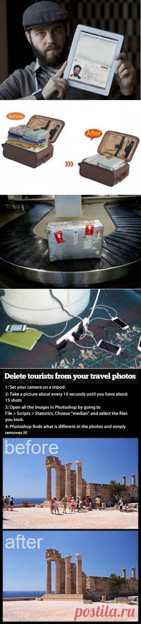 Подсказки для путешественников — Делимся советами