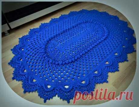 КОВРИК.МК здесь: https://www.croche.com.br/tapete-oval-modelo-russo-passo-a-passo/