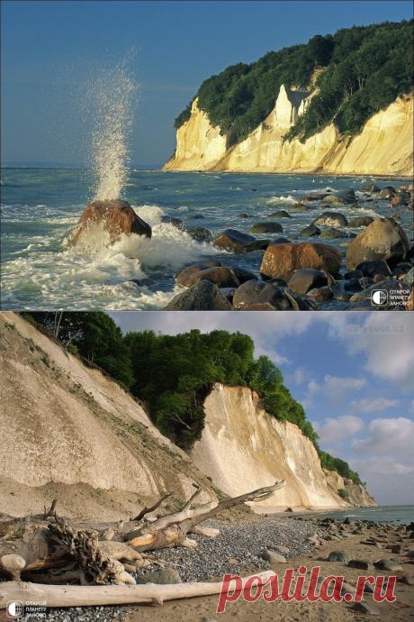 Германия: Красивый остров Рюген!