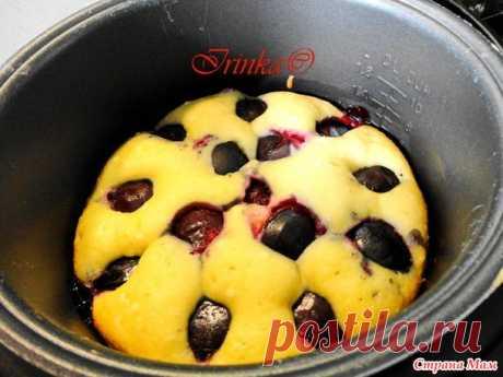 Любимый пирог (в мультиварке) - Домашняя выпечка - Страна Мам
