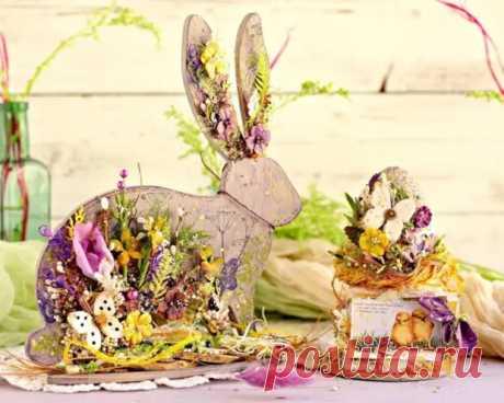 Пасхальный декор: удивительные идеи для дома (61 фото) - cozyblog - медиаплатформа МирТесен