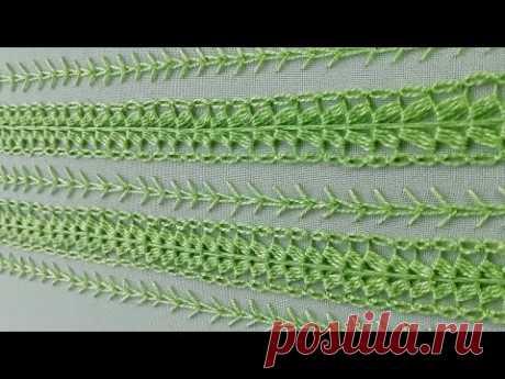 Стежки для румынского кружева * Romanian lace stitches
