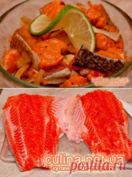 Рыба Хе   пошаговый рецепт салата с фото