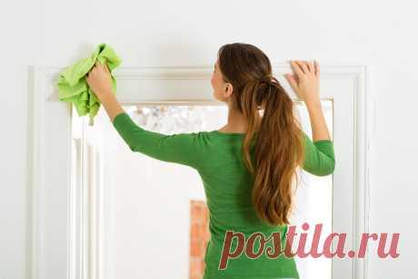 Весенняя уборка: как неспешно привести дом в порядок за 14 дней — Мой дом