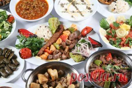Турецкая кухня: 30 блюд, которые стоит попробовать в Турции