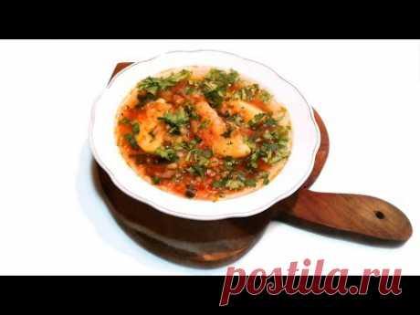 Грузинский Картофельный Соус его готовят почти в каждом доме