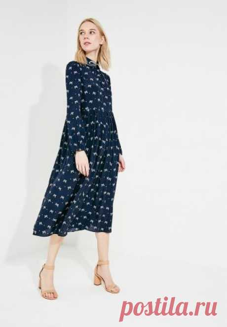 Платье Weekend Max Mara купить за 45 399 руб WE017EWADTD5 в интернет-магазине Lamoda.ru