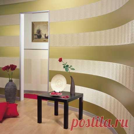 Отделка коридора стеновыми панелями | Роскошь и уют