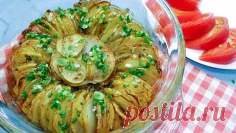 Рецепт картофеля, который вы точно захотите повторить!