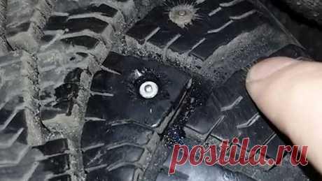 Как восстановить шипы на зимней резине своими руками: ремонт шин в домашних условиях