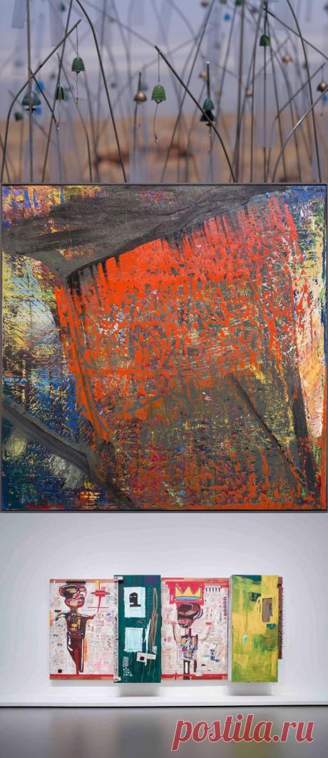 Коллекция Fondation Louis Vuitton. Избранное. Путеводитель по выставке в ГМИИ им. А.С. Пушкина | Артгид