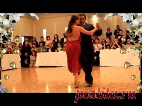 Медленное танго  длиною в жизнь...  Виктор Королёв...