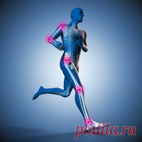 Strong and healthy joints
